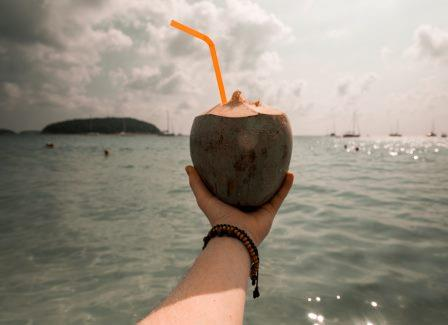 Benefits of Coconut Water Drinking