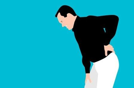 what causes lower back pain and how to cure back pain fast at home – best back pain solution